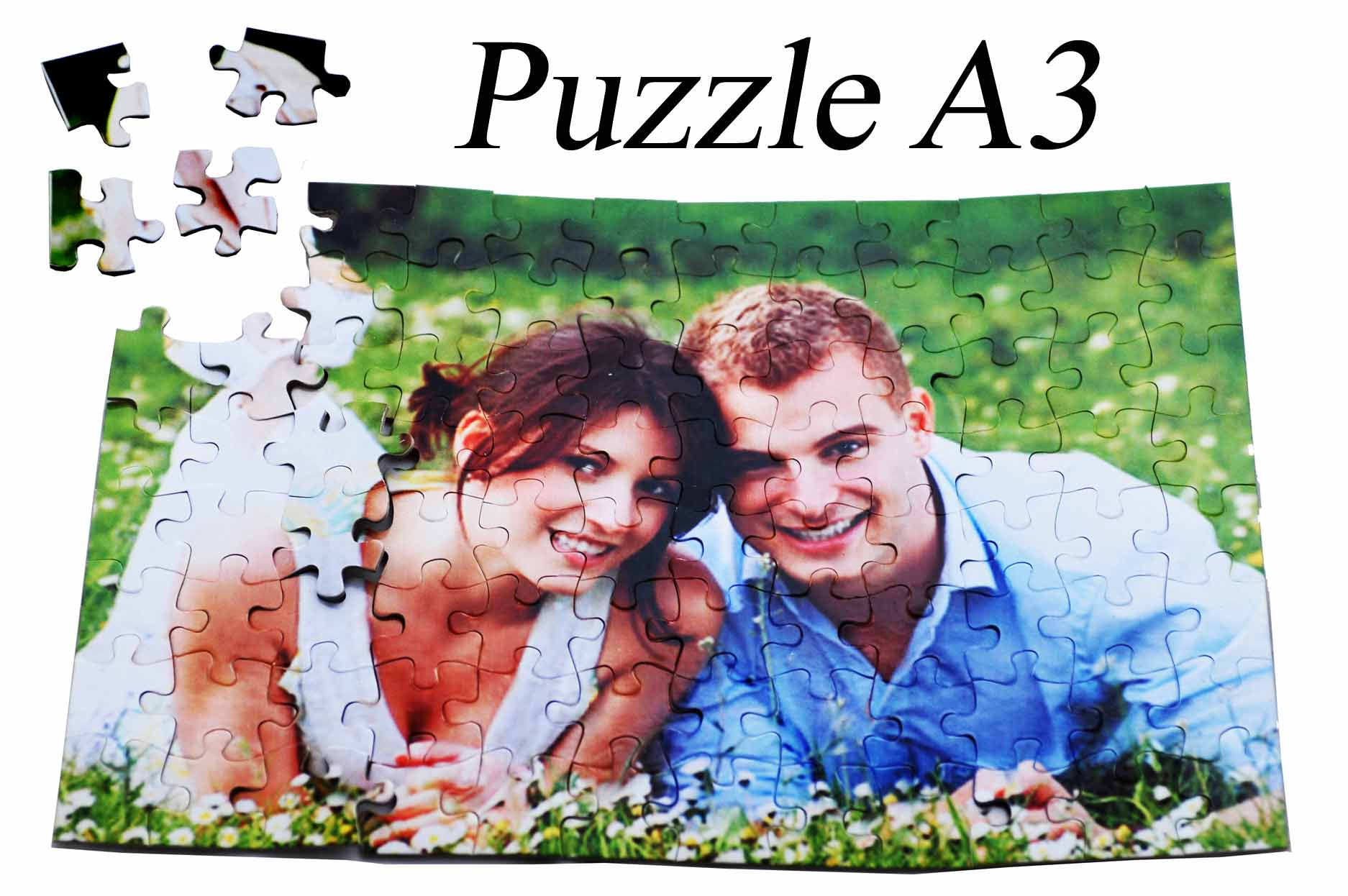 foto puzzle a natale regala un passatempo intelligente fotomox. Black Bedroom Furniture Sets. Home Design Ideas