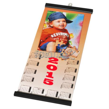Calendario personalizzato con foto 30x70 stampa di foto su calendari da muro fotomox - Calendario da tavolo con foto proprie ...