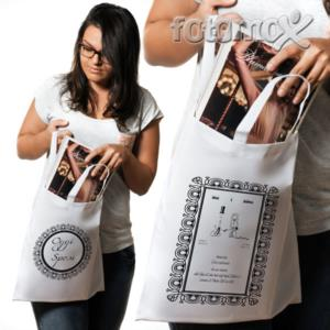 Shopper wedding stampata e personalizzata